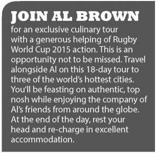 Join Al Brown